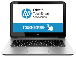 Windows 8 64-bit (USB Dual Language) Recovery Kit 735083-DB4 For HP ENVY TouchSmart Sleekbook Model Number 14-k074ca