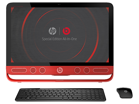 Windowsョ 8.1 Recovery Kit J0J43AV  For HP Beats Special Edition All-in-One Desktop PC Model Number 23-n010